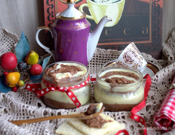Орехово-молочная паста
