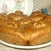 Пирог с мясом и перепелиными яйцами