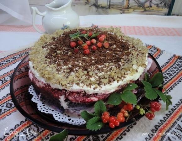 Десерт от Лаймы Вайкуле