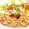 Пирожки с паштетом из тунца и рисом