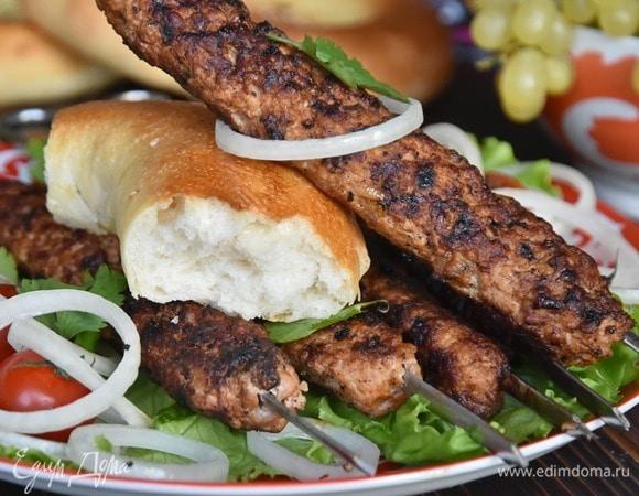 Лаззат (узбекские лепешки)