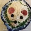Салат со шпротами «Мышонок»