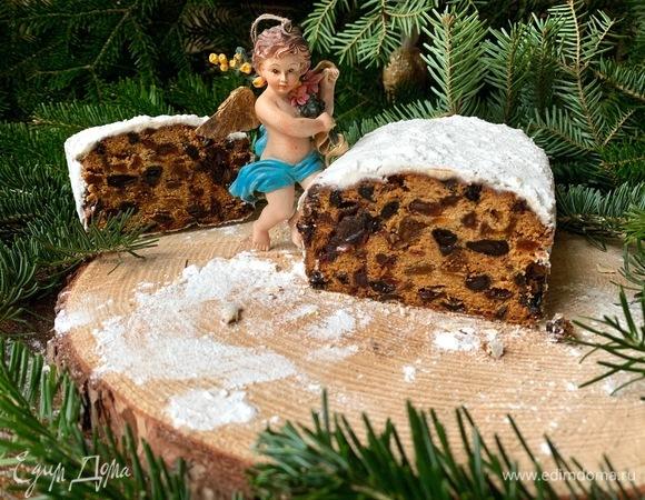 «Король Королей» — французский рождественский кекс