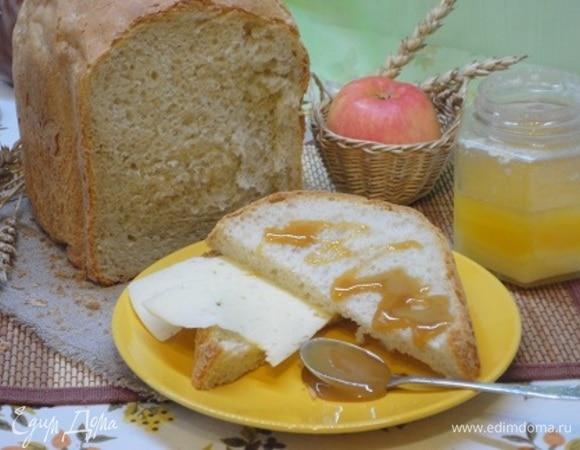 Пшеничный хлеб с цельнозерновой мукой