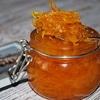 Конфитюр из апельсинов с ромом и ванилью