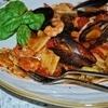 Домашняя паста с морепродуктами