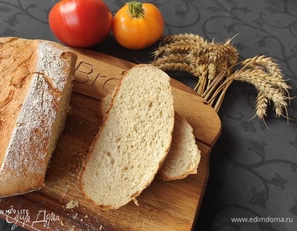 Деревенский смешанный хлеб