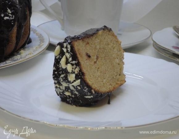 Кекс с кофейным ликером