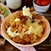 Картофельное пюре с сыром и хрустящим луком