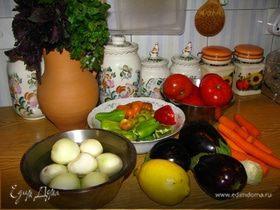 блюда из донских овощей