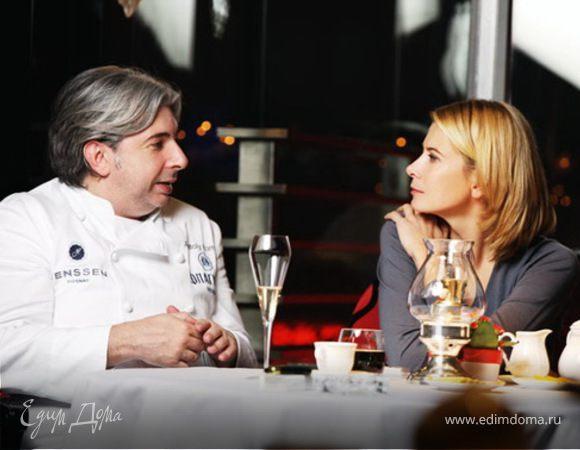 Интервью Юлии Высоцкой с Анатолием Коммом