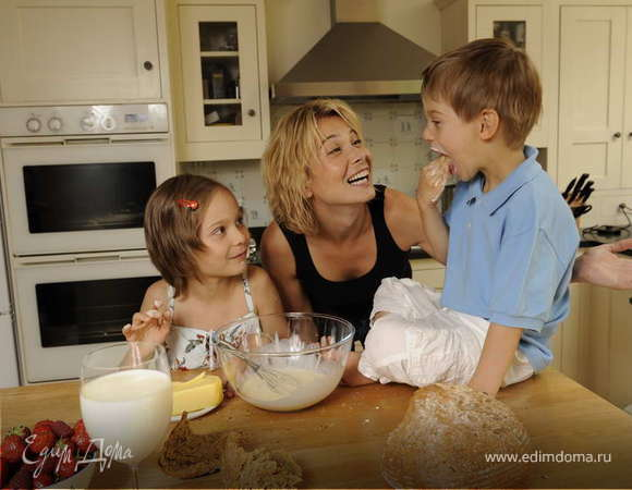 Секреты семейного счастья. Няня, март 2010