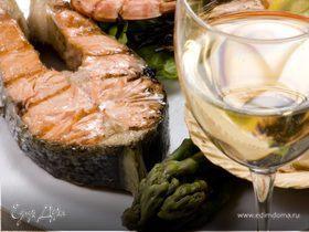 Рыба и вино: чистая гармония