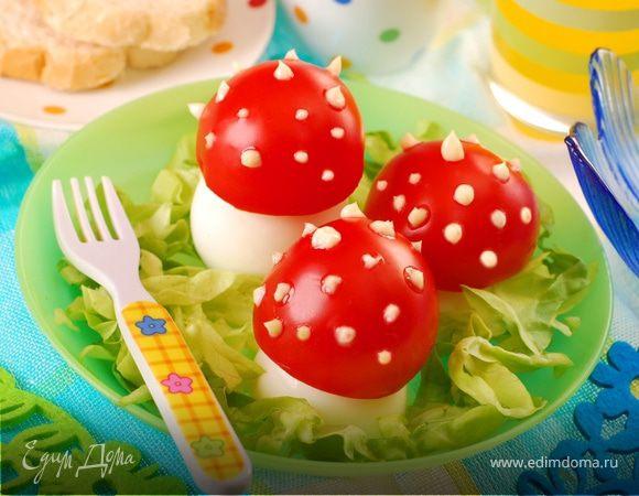 Вкусный праздник для маленьких гурманов