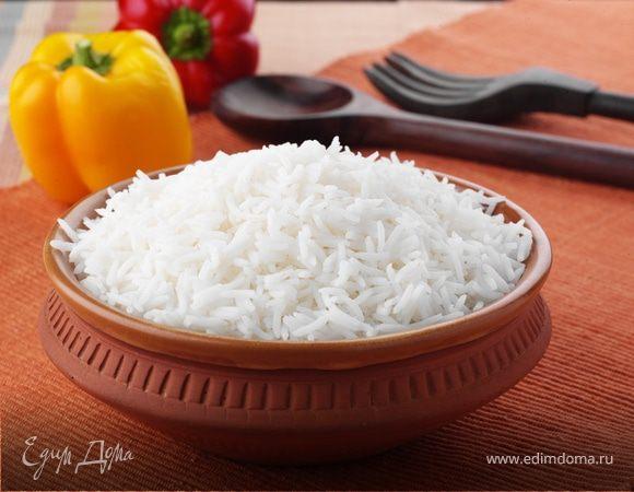 варка риса рецепт