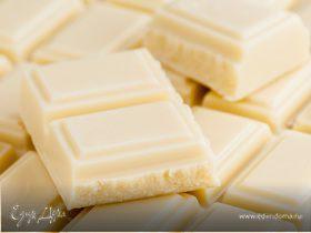 Почему шоколад белый?