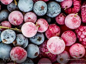 Секреты правильной заморозки ягод
