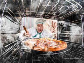 Как спасти пригоревшее блюдо?