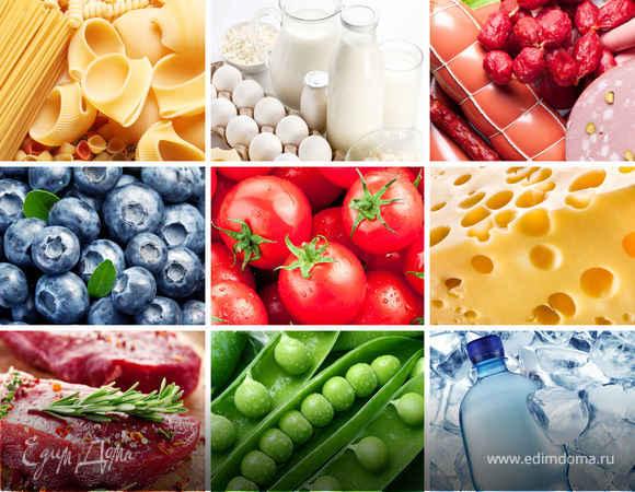 Кулинарная цветология