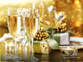 Шампанское – благородство и шик в бокале