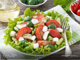Готовим на скорость: 5 быстрых оригинальных салатов