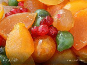 Цукаты: сладкий кусочек лета