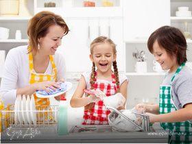 Дети и домашние обязанности