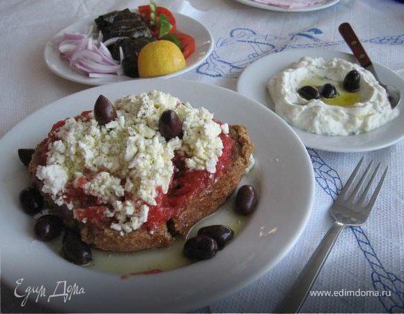 Греческие закуски