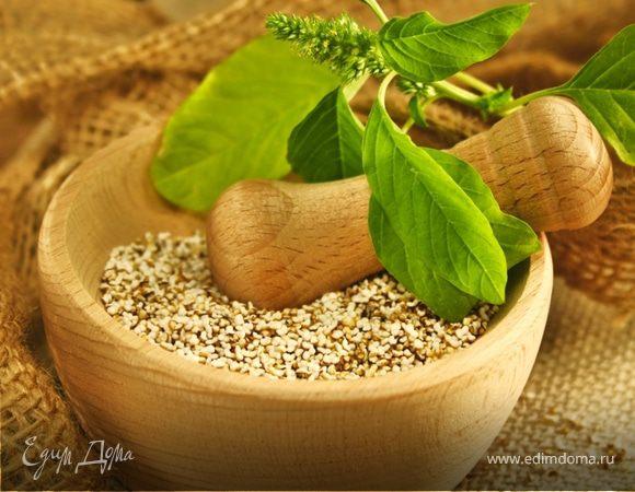 Амарант – пшеница ацтеков и хлеб инков