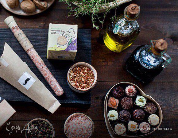 Шоколад — источник волшебства