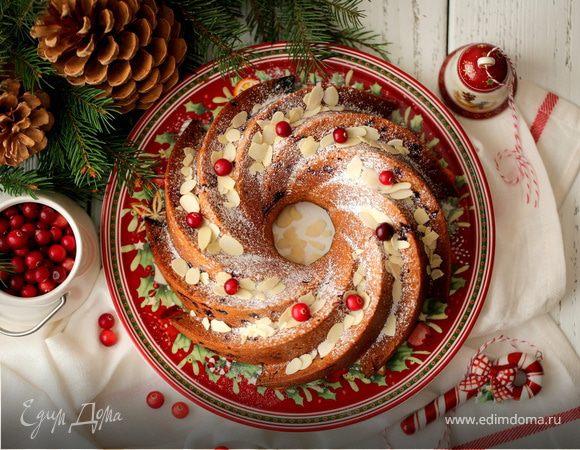 Сказки по рецепту: домашняя выпечка к Рождеству