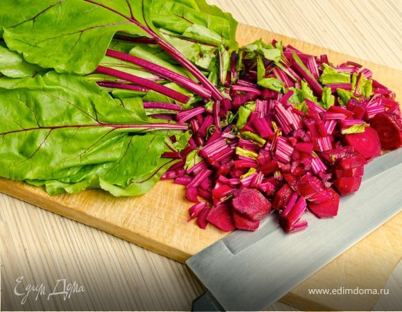 Салат из мангольда рецепты
