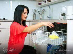 Посудомоечная машина: техника, которая сближает