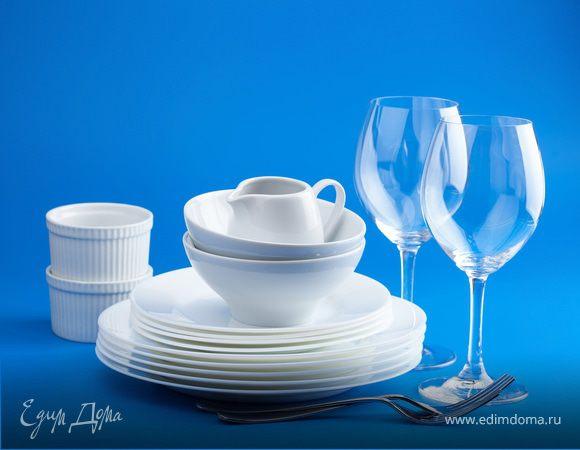 Домашние средства для ухода за посудой