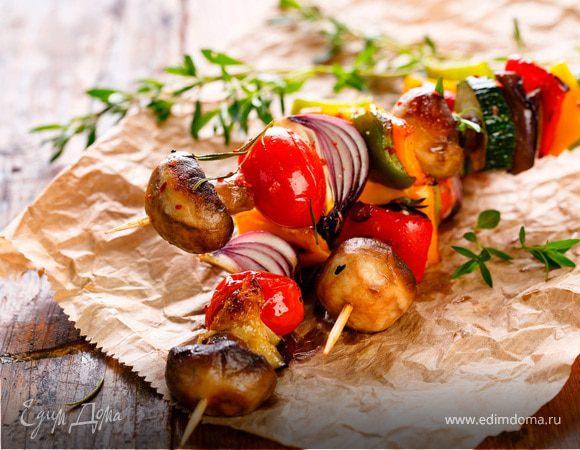 Вегетарианский пикник: меню в гармонии с природой