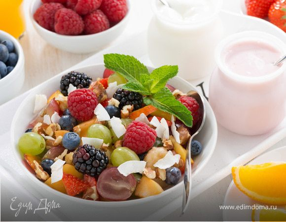 Ягодные фантазии: семь вкусных летних десертов