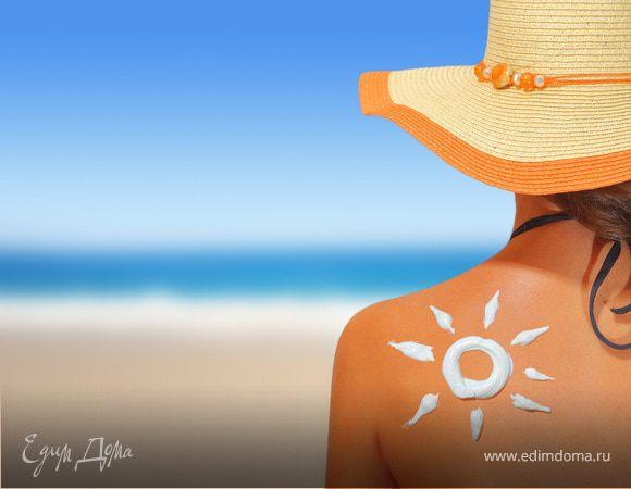 Идеальный загар: защита от солнца своими руками