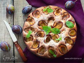 Медовая сладость: семь рецептов вкусных десертов со сливой