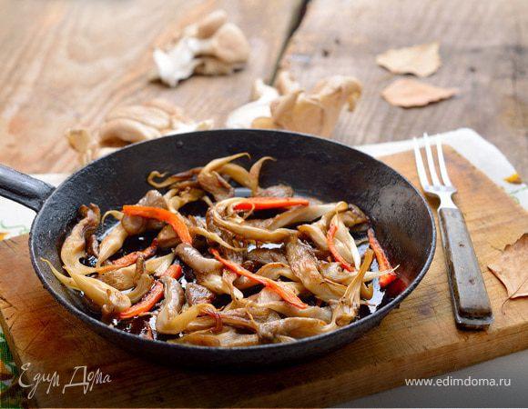Грибное пиршество: рецепты вкусных блюд из рядовок и вешенок