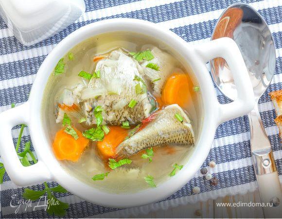 Рыбный бульон прозрачный рецепт