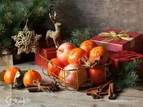 В ожидании чуда: яркие идеи для новогодних подарков от «Едим Дома!» и Юлии Высоцкой