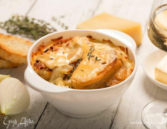 Как делать луковый суп