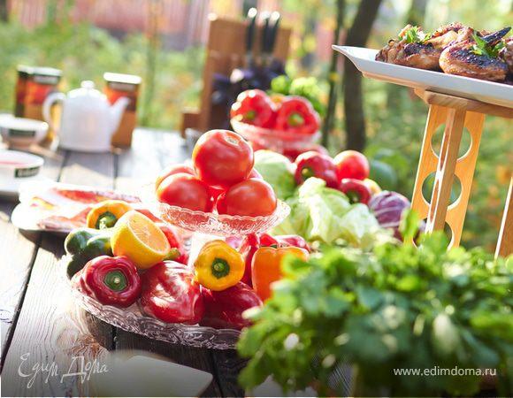 Весенний спецпроект «Все на пикник»: подводим итоги!