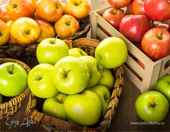 10 интересных фактов о яблоках