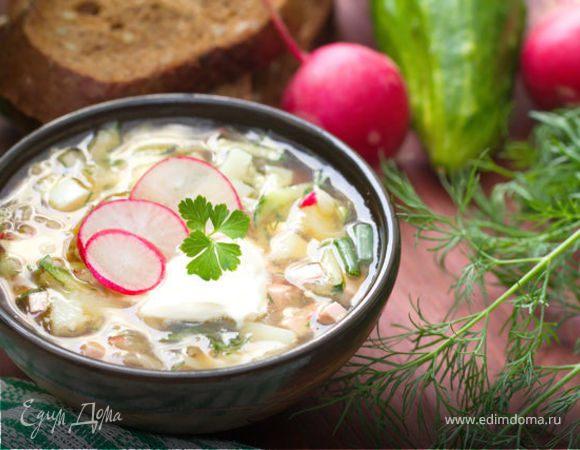 Тест: Какой суп на обед?