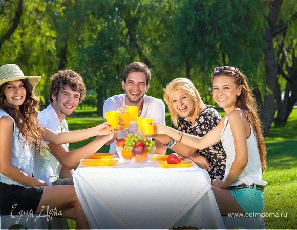 Вкусное лето с квасом от «Очаково»