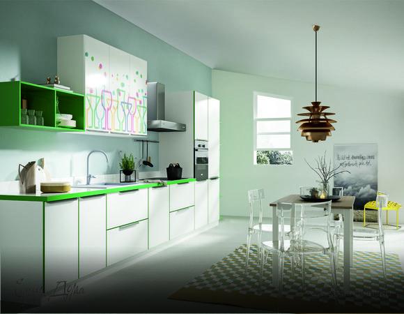 Мастерская кухонной мебели «Едим Дома!» теперь и в Воронеже!