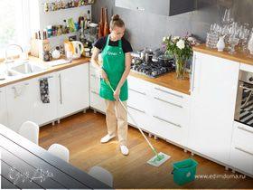 Чистый дом по расписанию от Qlean.ru