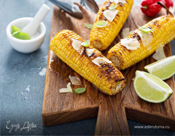 Дары августа: блюда из молодой кукурузы