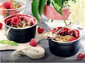 Ягодное лето: пять ярких блюд из малины